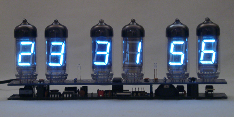 IV-11 VFD Clock